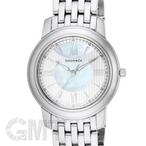 ティファニーマーク Z0046.17.10A91A00A TIFFANY & Co. 新品ユニセックス 腕時計 送料無料 年中無休 gmt