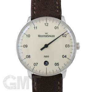 マイスタージンガー ネオ 36mm アイボリー NE903N正規輸入商品  新品メンズ 腕時計 送料無料 年中無休|gmt