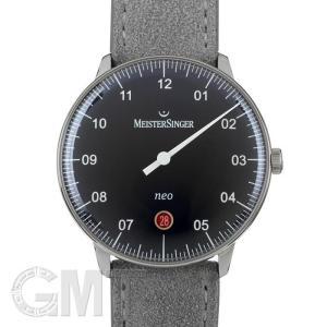 マイスタージンガー ネオ 36mm ブルー NE908N正規輸入商品新品腕時計 送料無料 年中無休|gmt