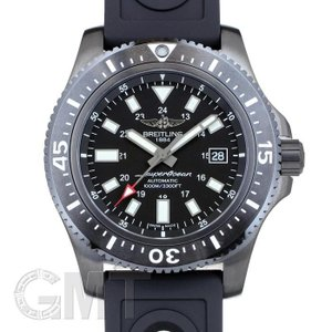 ブライトリング スーパーオーシャン 44 スペシャル ブラックスチール ブラック M192B92OPB BREITLING 【新品】【メンズ】 【腕時計】 【送料無料】|gmt