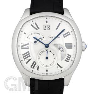 カルティエ ドライブ ドゥ カルティエ ラージデイト セカンドタイムゾーン デイ/ナイト WSNM0005 CARTIER 新品メンズ 腕時計 gmt