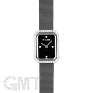 シャネル プルミエール 15mm ラバー H2434 CHANEL 新品 レディース  腕時計  送料無料  年中無休|gmt