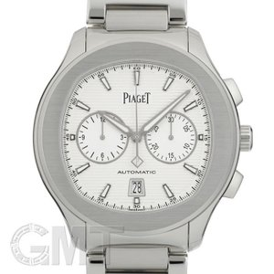 ピアジェ ポロ Sウォッチ クロノグラフ 42mm ホワイト G0A41004 PIAGET 新品 メンズ  腕時計  送料無料  年中無休|gmt