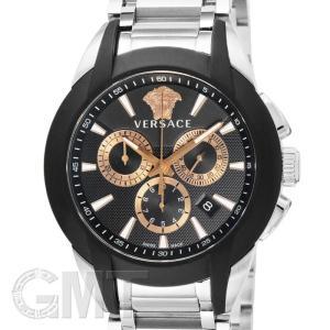 ヴェルサーチ キャラクター クロノ ブラック M8C99D007S099  【新品】【メンズ】 【腕時計】 【送料無料】 【年中無休】|gmt