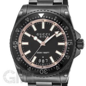 グッチ ダイヴ YA136213 GUCCI 【新品】【メンズ】 【腕時計】 【送料無料】 【年中無休】|gmt