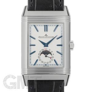 ジャガールクルト レベルソ・トリビュート・ムーン Q3958420 JAEGER LECOULTRE 新品 メンズ  腕時計  送料無料  年中無休 gmt