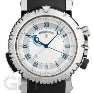 ブレゲ マリーン ロイヤル 5847BB/12/5ZV シルバー ホワイトゴールド/ラバー BREGUET 新品メンズ 腕時計 送料無料 年中無休|gmt