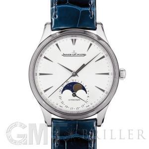ジャガー・ルクルト マスター・ウルトラスリム・ムーン Q1258420 34mm JAEGER LECOULTRE 新品 レディース  腕時計  送料無料 gmt