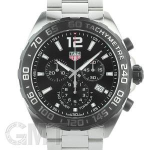 タグホイヤー フォーミュラ1 クロノグラフ CAZ1010.BA0842 F1 SS ブラック TAG HEUER 新品 メンズ  腕時計  送料無料  年中無休 gmt