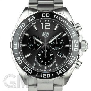 タグホイヤー フォーミュラ1 CAZ1011.BA0842 グレー TAG HEUER 新品 メンズ  腕時計  送料無料  年中無休 gmt