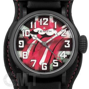 ゼニス パイロット タイプ20 GMT ローリング・ストーンズ 96.2439.693/77.C809世界限定200本 ZENITH 新品メンズ 腕時計 送料無料|gmt