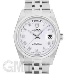 チュードル プリンス デイトデイ 76200 ホワイトローマ TUDOR 新品 メンズ  腕時計  送料無料  年中無休|gmt