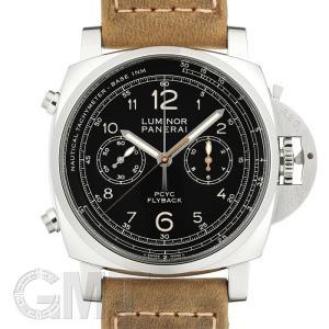 ルミノール 1950 PCYC 3days クロノ フライバック アッチャイオ PAM00653 OFFICINE PANERAI 新品メンズ 腕時計 送料無料|gmt