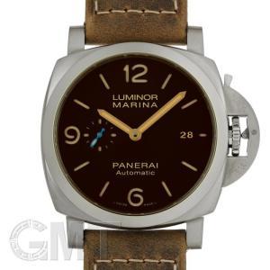 【2017年新作】パネライ ルミノール 1950 3デイズ オートマティック チタニオ PAM01351 OFFICINE PANERAI 【新品】【メンズ】 【腕時計】 【送料無料】|gmt