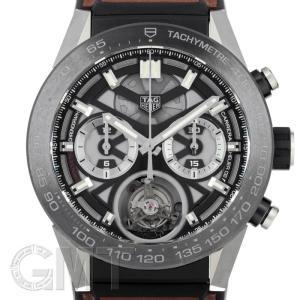 タグ・ホイヤー カレラ ホイヤー 02T COSC フライングトゥールビヨン 45mm CAR5A8Y.FT6072 TAG HEUER 新品メンズ 腕時計 送料無料 gmt