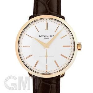 パテック・フィリップ カラトラバ 5123R-001 ローズゴールド PATEK PHILIPPE 【新品】【メンズ】 【腕時計】 【送料無料】 【年中無休】|gmt