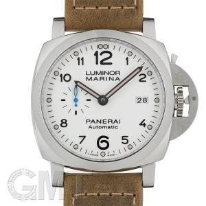 パネライ ルミノール マリーナ 1950 3days オートマティック アッチャイオ 44mm PAM01499 OFFICINE PANERAI 新品メンズ 腕時計 送料無料|gmt