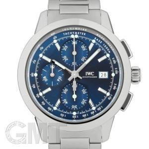 IWC インヂュニア クロノグラフ IW380802 ブルー IWC 新品 メンズ  腕時計  送料無料  年中無休|gmt