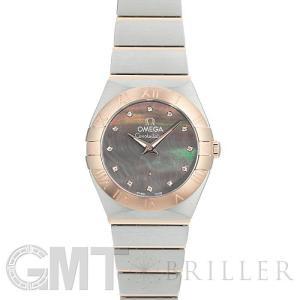 オメガ コンステレーション タヒチ ブラックシェル 123.20.24.60.57.005 OMEGA 新品 レディース  腕時計  送料無料  年中無休|gmt