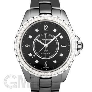 シャネル J12 H3109 ベゼルダイヤ 8Pダイヤインデックス CHANEL 新品 メンズ  腕時計  送料無料  年中無休|gmt