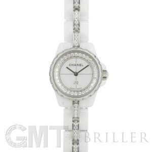 シャネル J12 XS H5238 ホワイト ブレスダイヤ CHANEL 新品 レディース  腕時計  送料無料  年中無休|gmt