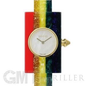グッチ YA143520 ビンテージ ウェブ ホワイトシェル レインボーバングル GUCCI 新品レディース 腕時計 送料無料 年中無休|gmt