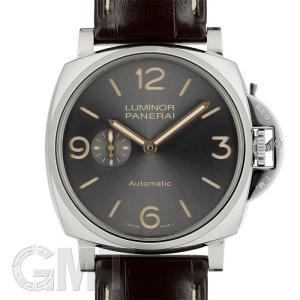 パネライ ルミノール ドゥエ 3デイズ オートマティック アッチャイオ - 45MM PAM00739 OFFICINE PANERAI 【新品】【メンズ】 【腕時計】 【送料無料】|gmt