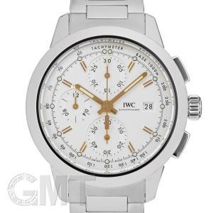 IWC インヂュニア クロノグラフ IW380801 シルバー IWC 新品 メンズ  腕時計  送料無料  年中無休|gmt