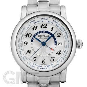 モンブラン スター ワールドタイム GMT 106465 MONTBLANC 新品 メンズ  腕時計  送料無料  年中無休 gmt
