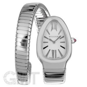 ブルガリ セルペンティ シルバー SP35C6SS.1T/L BVLGARI 新品レディース 腕時計 送料無料 年中無休|gmt