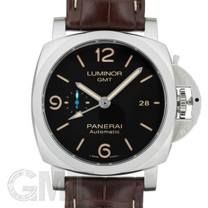 パネライ ルミノール1950 3days GMT 44MM PAM01320 OFFICINE PANERAI 新品 メンズ  腕時計  送料無料  年中無休 gmt