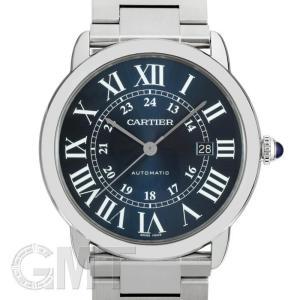 ロンド ソロ ドゥ カルティエ WSRN0023 CARTIER 新品 メンズ  腕時計  送料無料  年中無休 gmt