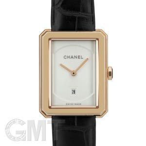 シャネル ボーイフレンド 34.6mm×26.7mm ベージュゴールド H4313 CHANEL 新品 レディース  腕時計  送料無料  年中無休 gmt