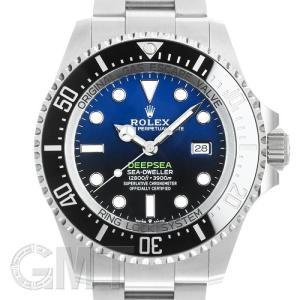 ロレックス ディープシー Dブルー 126660 ROLEX 新品 メンズ  腕時計  送料無料  年中無休 gmt