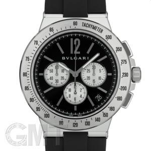 ブルガリ ディアゴノ ヴェロチッシモ DG41BSVDCHTA ブラック ラバー  BVLGARI 新品メンズ 腕時計 送料無料 年中無休|gmt