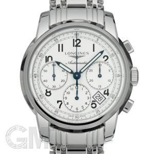 ロンジン サンティミエ シルバー L2.752.4.73.6 LONGINES 新品 メンズ  腕時計  送料無料  年中無休|gmt