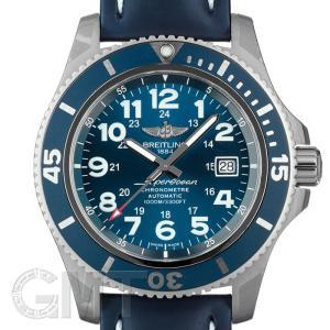 ブライトリング スーパーオーシャン II ブルー A192C10KBA BREITLING 新品 メンズ  腕時計  送料無料  年中無休|gmt
