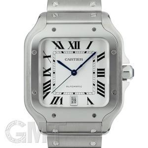 2018年新作 カルティエ サントス・ドゥ・カルティエ LM WSSA0009 CARTIER 新品 メンズ  腕時計  送料無料  年中無休|gmt