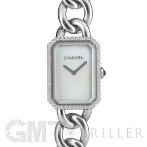シャネル プルミエール H3255 ホワイトシェル 22×28mm CHANEL 新品 レディース  腕時計  送料無料  年中無休|gmt