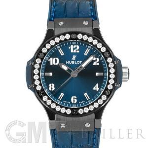 2018年新作ウブロ ビッグ・バン セラミック ブルー ダイヤモンド 361.CM.7170.LR.1204 HUBLOT 新品ユニセックス 腕時計 送料無料|gmt