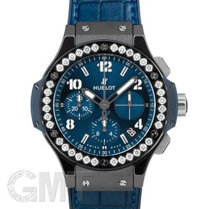 2018年新作 ウブロ ビッグ・バン セラミック ブルー ダイヤモンド 41mm 341.CM.7170.LR.1204 HUBLOT 新品 メンズ  腕時計  送料無料|gmt