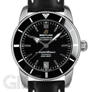 ブライトリング スーパーオーシャン ヘリテージ II 42 A201B73KBA ブラック BREITLING 新品 メンズ  腕時計  送料無料  年中無休|gmt