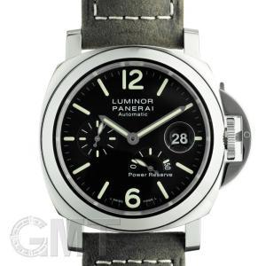 パネライ ルミノール パワーリザーブ オートマティック アッチャイオ 44MM PAM01090 OFFICINE PANERAI 新品 メンズ  腕時計  送料無料 gmt