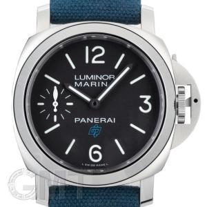 2018年新作 パネライ ルミノールマリーナ ロゴ 3days アッチャイオ 44mm PAM00777 OFFICINE PANERAI 新品 メンズ  腕時計  送料無料|gmt