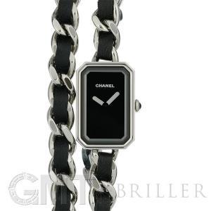 シャネル プルミエール ロック H3749 ブラック CHANEL 新品 レディース  腕時計  送料無料  年中無休|gmt
