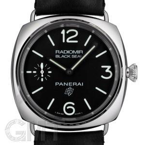 オフィチーネ パネライ ラジオミール ブラックシール 3Days アッチャイオ PAM00754 OFFICINE PANERAI 新品メンズ 腕時計 gmt