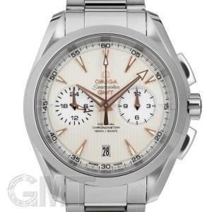 オメガ シーマスター アクアテラ シルバー 231.10.43.52.02.001  OMEGA 新品 メンズ  腕時計  送料無料  年中無休|gmt