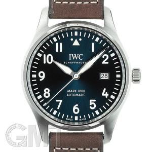 IWC パイロット・ウオッチ・マーク18 プティ・プランス IW327010 IWC 新品 メンズ  腕時計  送料無料  年中無休|gmt