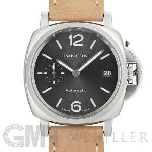 パネライ ルミノール ドゥエ 3デイズ オートマティック アッチャイオ 38mm PAM00755 OFFICINE PANERAI 新品 レディース  腕時計  送料無料 gmt