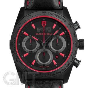 チュードル ブラックシールド 42000CR レッド/カーフレザー アウトレット ※ TUDOR 新品 メンズ  腕時計  送料無料  年中無休|gmt